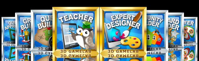3D GameLab